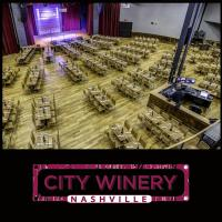 Live Music Stage at the City Winery in Nashville Tennessee