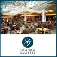 The Food Court at CoolSprings Galleria in Franklin Tennessee just south of Nashville