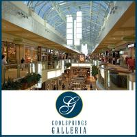 Shop 'til you drop at CoolSprings Galleria in Franklin Tennessee just south of Nashville