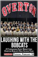 Laughing with The Bobcats