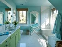 Sumptuous Bathrooms by Nashville Heart and Home