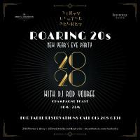 Roaring 20's New Years Eve Party at Dirty Little Secret