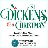 Annual Dickens of a Christmas festival