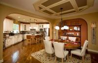 Interior Shot of a Drees Home