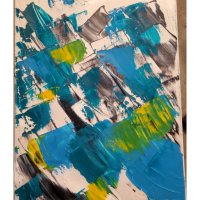 """New Work"" by Robert Phillips"