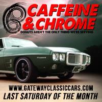Caffeine and Chrome