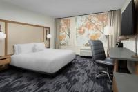 Bedroom at Fairfield by Marriott Inn & Suites Nashville Near Vanderbilt