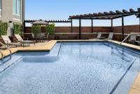 Heated Outdoor Pool Fairfield by Marriott Inn & Suites Nashville Near Vanderbilt
