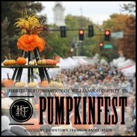 Pumpkinfest in Franklin Tennessee