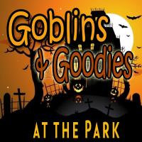 Goblins and Goodies at Veterans Memorial Park in La Vergne Tennessee