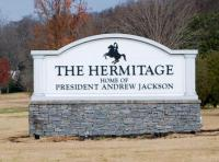 The Hermitage Home of President Andrew Jackson in Nashville TN
