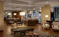 Lobby of Hutton Hotel in Nashville Tennessee