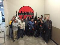 Corporate Events at Nashville Airsoft Arena