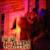 Scary Demons from Millers Thrillers Haunted Attractions
