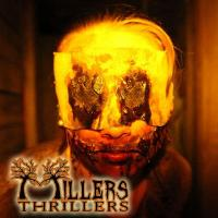 Millers Thrillers haunted house demon