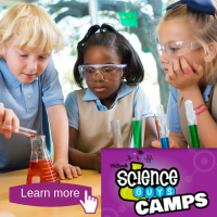 Register for Mr Bond Science Camp
