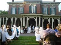 Weddings at the Oaklands Mansion Mufreesboro Tennessee