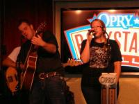 Live Music at the Opry Backstage Grill