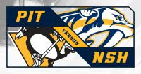 Nashville Predators vs. Pittsburgh Penguins
