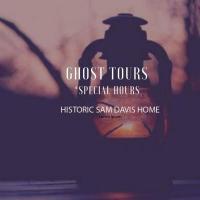 Sam Davis Ghost Tours
