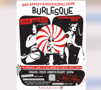 Bad Apples: A Rock'n'Roll Burlesque Show