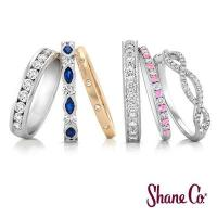 Rings from Shane Co. Franklin TN Jewelry Shop