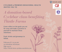 Promise Week: Donation-Based CycleBar Class