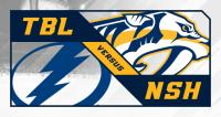 Nashville Predators vs. Tampa Bay Lightning