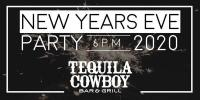 New Year's Eve Party at Tequila Cowboy