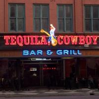 Downtown Honky tonk Tequila Cowboy Bar & Grill