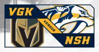 Nashville Predators vs. Vegas Golden Knights