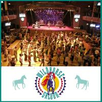 Line dancing at the Wildhorse Saloon in downtown Nashville Tennessee