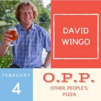 Other People's Pizza at Nicky's Coal Fired: Chef David Wingo