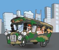 The Redneck Bus Tour