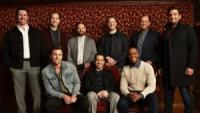 Straight No Chaser at the Ryman Auditorium in downtown Nashville Tennessee