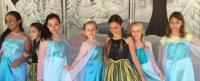 Frozen Inspired Ice Princess Party