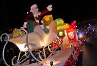Nashville Christmas Parade
