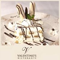 Desserts at Valentino's Ristorante in Nashville Tennessee