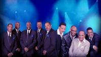 The Temptations &  The Four Tops at the Ryman Auditorium in downtown Nashville Tennessee