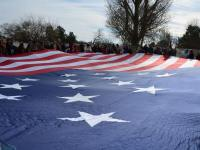 Field of Honor® will be held on Veterans Day Weekend