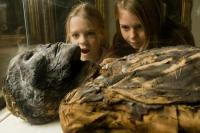 See a 3,500 year old mummy at the Haunted TN State Museum