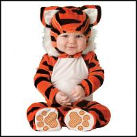 Baby Tiger from a Nashville area Costume Shops