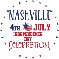 Celebrate 4th of July in Nashville Tennessee