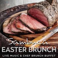 Celebrate Easter at Sambuca Restaurant in downtown Nashville