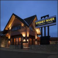 Enjoy a great restaurant on West End in Nashville Tennessee Stoney River Steakhouse and Grill