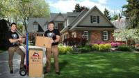 Black Tie Moving Services moving a family in Nashville