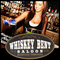 Serving a variety of different whiskeysWhiskey Bent Saloon