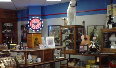 Nashville;s Best Antique Shops
