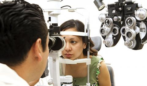 Eye Exam's in Nashville and Middle Tennessee