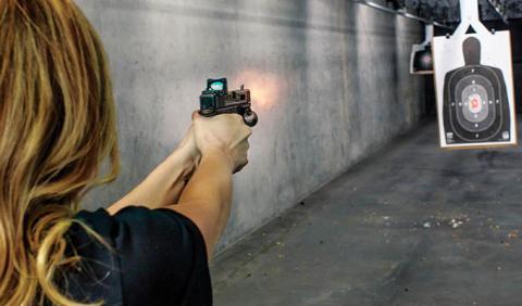 Nashville's Best Gun Ranges